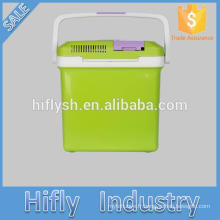 HF-26L DC 12 V / AC 220 V 55 W voiture réfrigérateur voiture refroidisseur de refroidissement boîte mini portable voiture réfrigérateur (certificat de la CE)