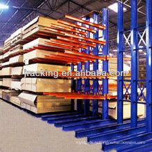 Настенный промышленный shelving,цветные пакгауза стальной консольный шкаф
