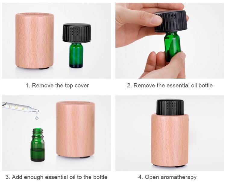 waterless diffuser