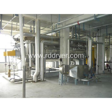 Clay Drying Machine with Agitating Blades Heated by Steam