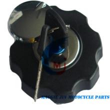 Tapa del tanque de combustible de piezas de motocicleta para CG125