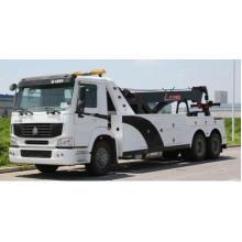 China Brand New HOWO Emergency Truck Road Wrecker Tow Truck