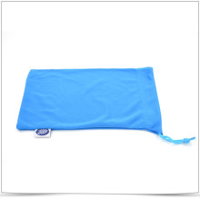 Microfibre One Side Drawstring Cell Phone Bag