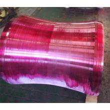Hardfacing Wear Resistant Straightening Roller