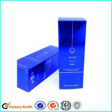 Boîte d'emballage de cosmétiques pour les soins de la peau