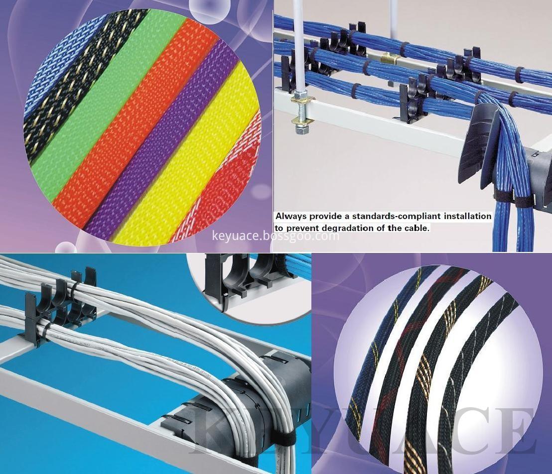 PET Braided Sleeves