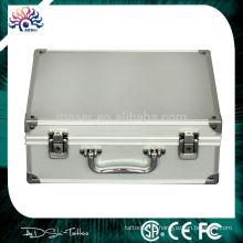 Kit de maquillage en aluminium pour outils de tatouage