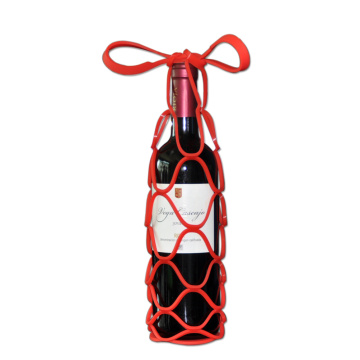 Creative Silicone Gift Wine Bottle Holder