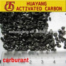 FC 90-95-99% de elevador de carbono para fabricação de aço / Recombração de coca acrilada / grafite calcinada