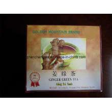 Flavor Tea - thé vert de gingembre (GTBG20)