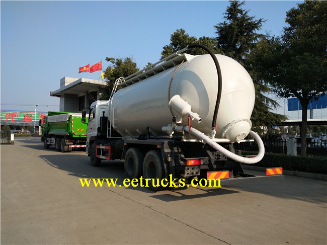 16 CBM Cement Powder Trucks