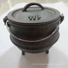 3 legged Cast iron potjie