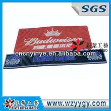 Barware 3D almofada macia de Pvc / borracha almofada para Bar