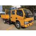 Nuevo Dongfeng cherry picker engine scissor lift truck