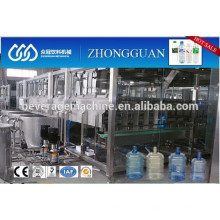 Big Barrel Bottle Water Filling And Packing Machinery