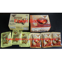 Boisson au gingembre instantané de haute qualité ou thé de gingembre instantané