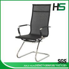 High back black mesh executive chair