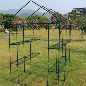 MINI Garden GREENHOUSE Balcony Greenhouse DENGAN PE COVER