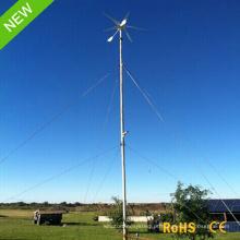 Energia eólica em casa 600W 24V