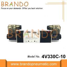 4V330C-10 3/8 pulgadas válvulas de solenoide neumáticas