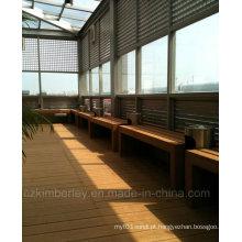 Made in China Madeira de madeira barata composta Decking Fábrica Venda directa Laminate Flooring