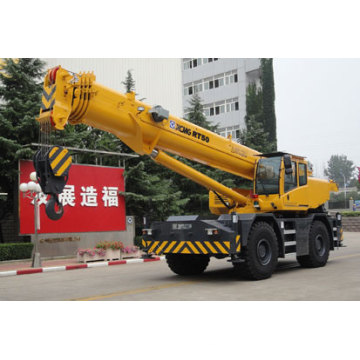 XCMG Rough Terrain Crane 50 Ton Rt50