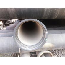 ISO2531 K9 DN2600mm Tubo de hierro dúctil