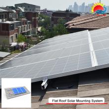 Innovative Solar Pole Bodenbefestigungsstruktur (MD0293)
