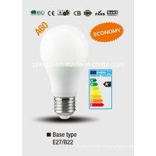 Lâmpada de LED A60 (tipo econômico)