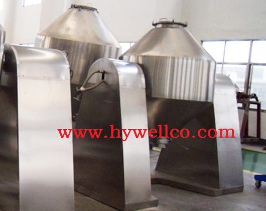 Double Conical Drying Machine