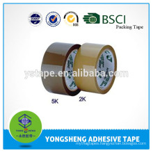 High quality Acrylic Adhesive cheap bopp tape