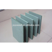 18mm moisture green waterproof mdf board