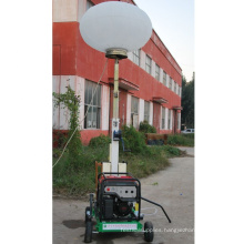 Hot sale portable mobile emergency led balloon light tower FZM-Q1000