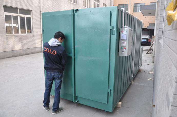 powder coating oven price