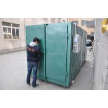 powder coating elektrostatik oven