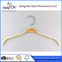 Suspensión de madera Vestido impreso logo de laminado