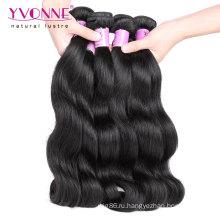 Цена Фабрики Unprocessed Виргинские Малайзийские Волосы Ткать
