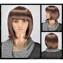 Синтетические красивые женские парики (модель-ЕО-С6)
