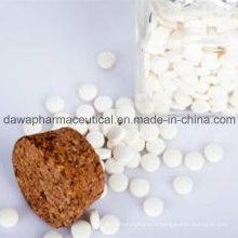 Médicament pour le traitement de la lésion cérébrale 500mg Citicoline Sodium Tablet
