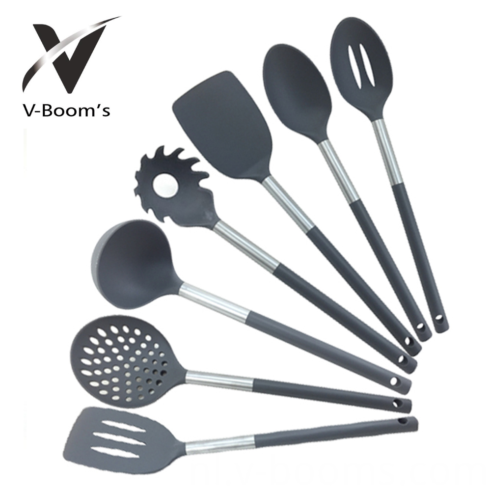 Best Nylon Kitchen Utensils For Nonstick Pans