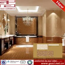 azulejo de cerámica del piso del diseño 300x450 del diseño moderno para el cuarto de baño