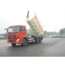 22cbm T-elevação em forma de caminhão de propriedade de pó seco (HZZ5252GFLDF)
