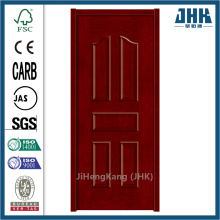 Porte de garage sectionnelle en placage de bois JHK Turkish Doors