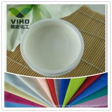 Espesador de la tela y de la impresión textil CMC