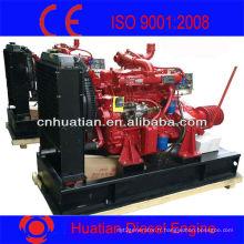 Prise de force du moteur diesel Weichai avec poulie