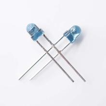 910nm Инфракрасный светодиодный 3мм светодиодный синий объектив H4.5mm