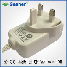 12V 1.5A Power Adapter for Mobile Device, Set-Top-Box, Printer, ADSL, Audio & Video or Household Appliance