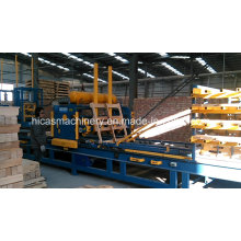 Sf901 máquina de clavado automático de la paleta de madera del larguero
