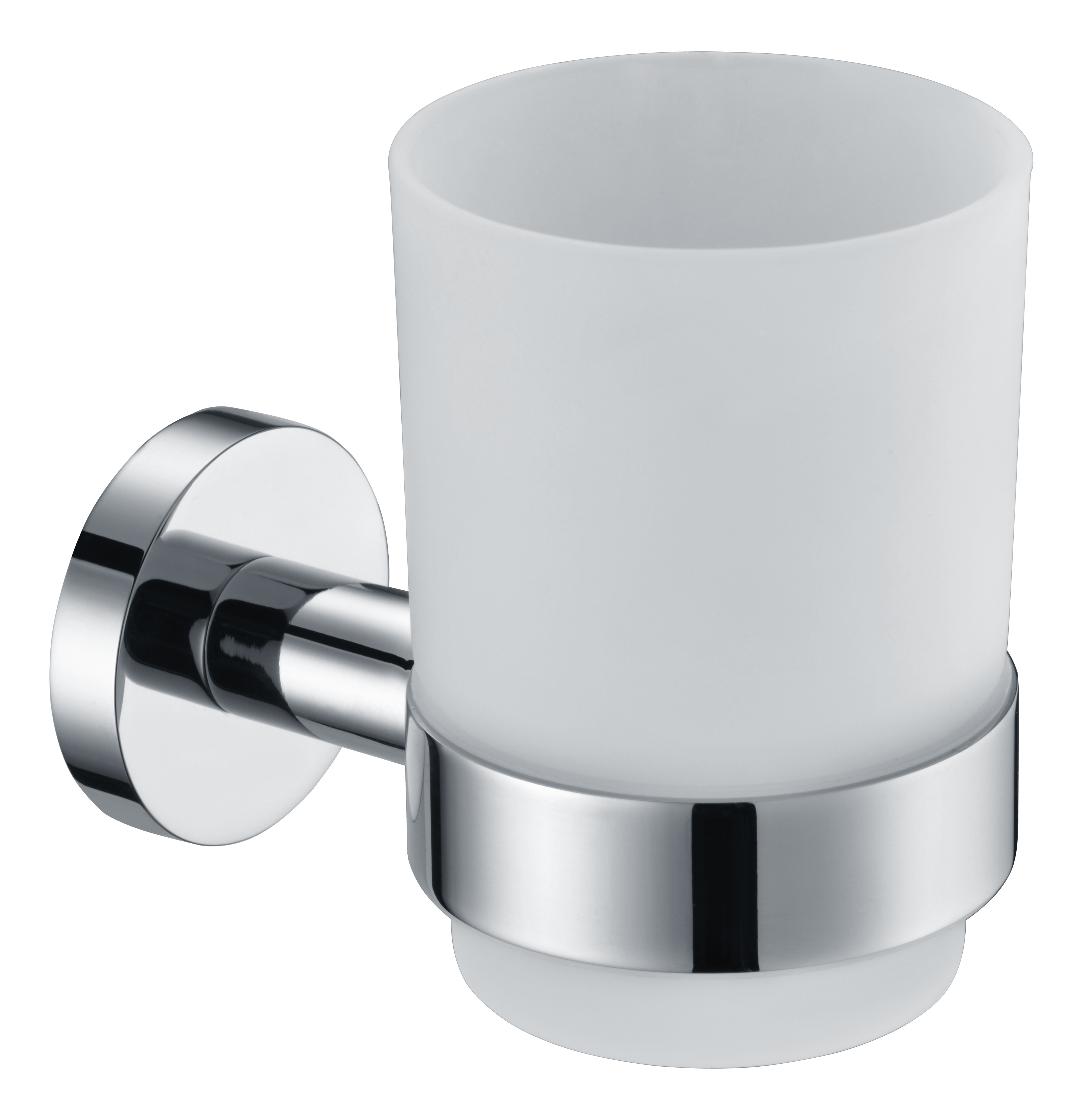 Bathroom gargle glass holder