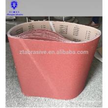 OEM High quality kx167 abrasive belt type sanding belt , emery sanding belt